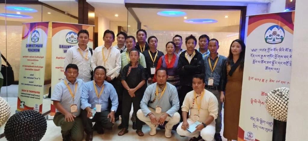 Workshop on implementation of new agricultural developmental strategies concludes