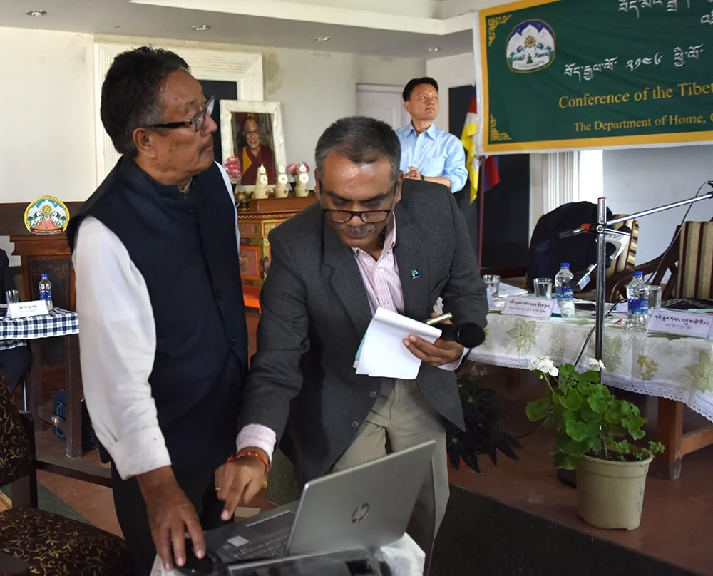 Department of Home launches Padma App, an ICT based Farm Extension System for Tibetan farmers
