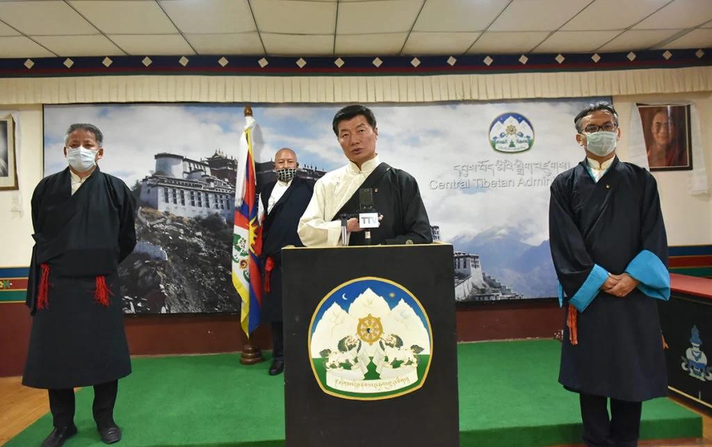 CTA announces zero-interest loan for Tibetan sweater-seller businesses in Green zones
