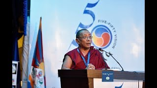 Five-Fifty Forum: Introductory Remarks by Kalon Yutok Karma Gelek, Sept. 14, 2018