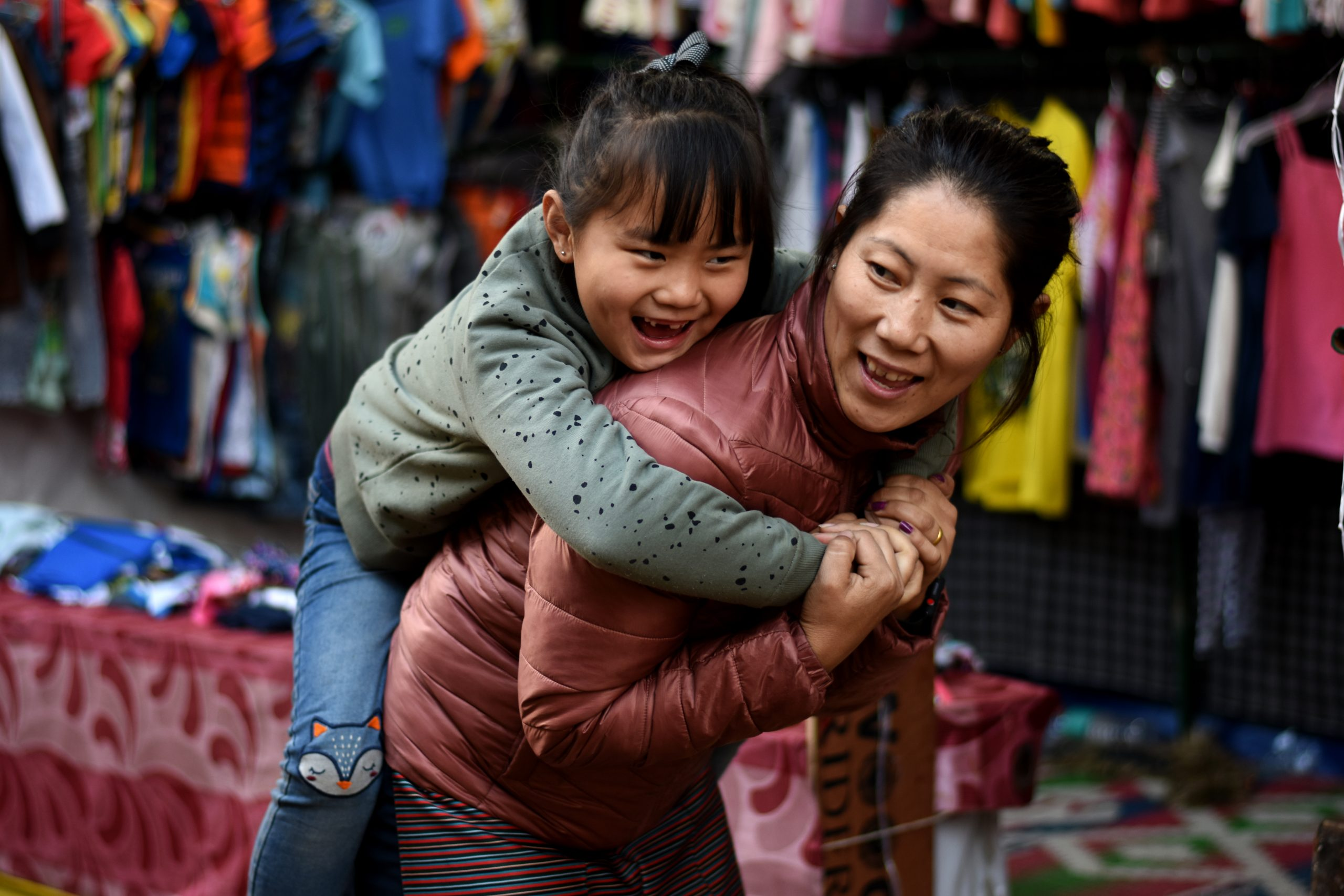Study report launched on Tibetan women entrepreneurs and sweater sellers