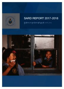 thumbnail of SARD Annual Report 207-18