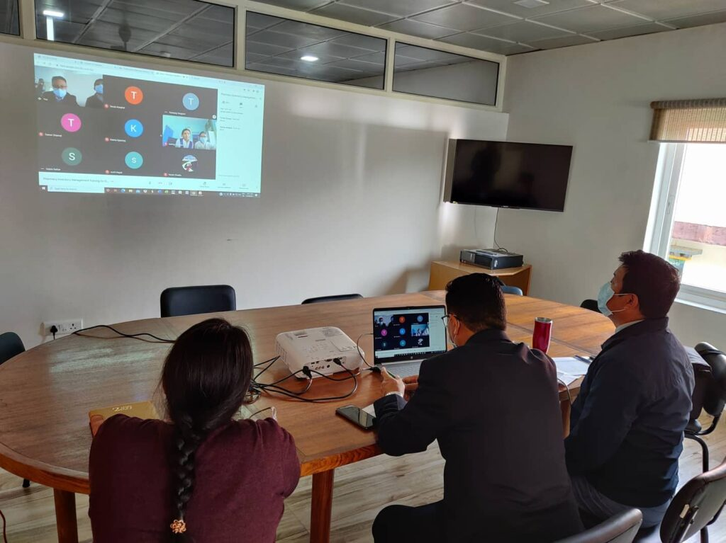 Training of DOHe Pharmacists concludes